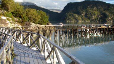 Destinos imperdibles: Caleta Tortel
