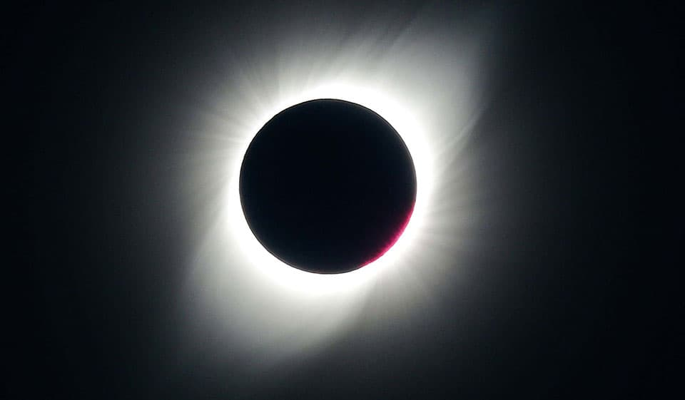 Eclipse Solar Total 2020