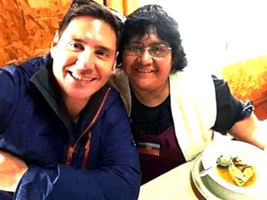 Las delicias de Nora Melillanca