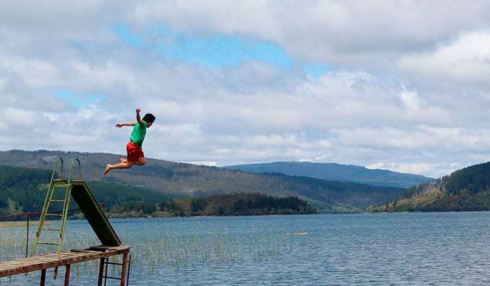 Clima Lago Lleu Lleu
