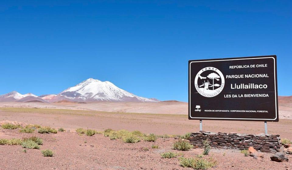 ¿Cómo llegar al Parque Nacional Llullaillaco?