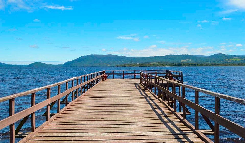 Atractivos del Lago Huillinco y Cucao
