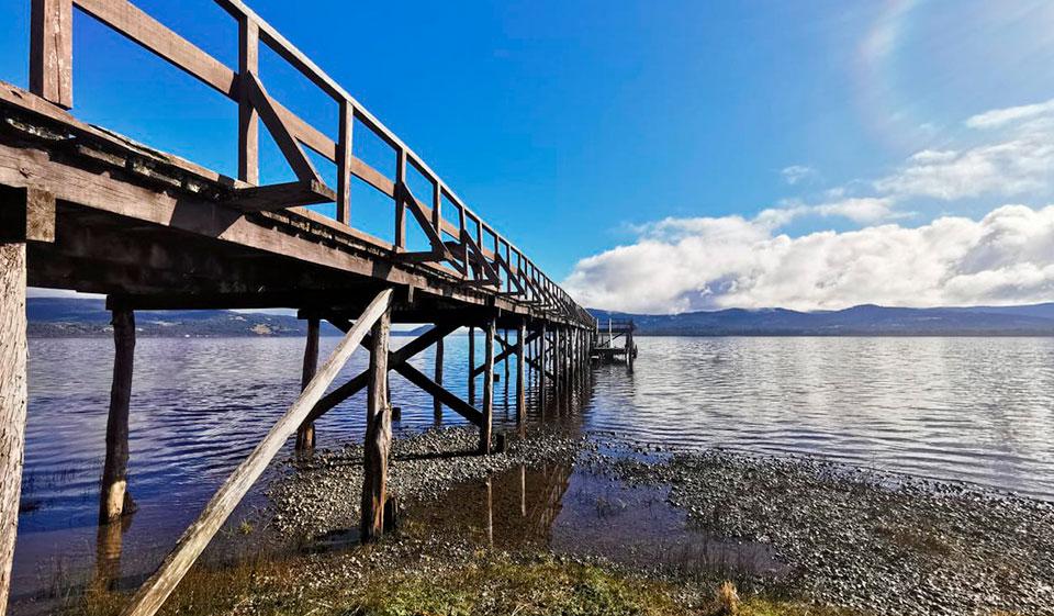 ¿Cómo llegar al Lago Cucao?