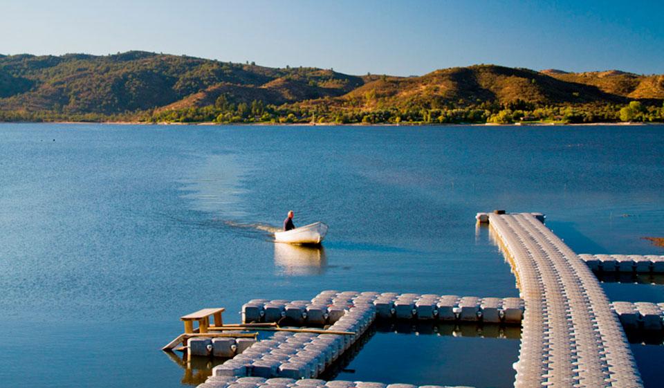 Clima Lago Rapel