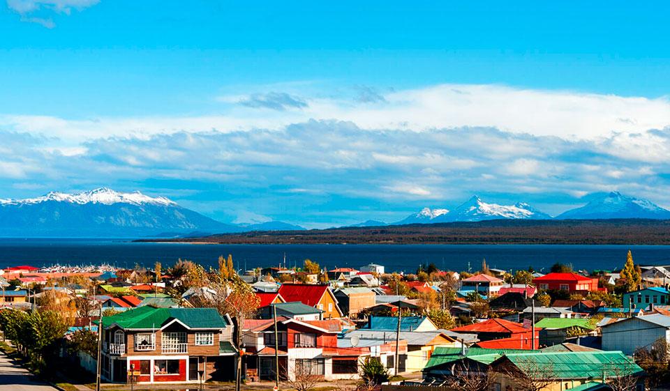 Sobre Puerto Natales