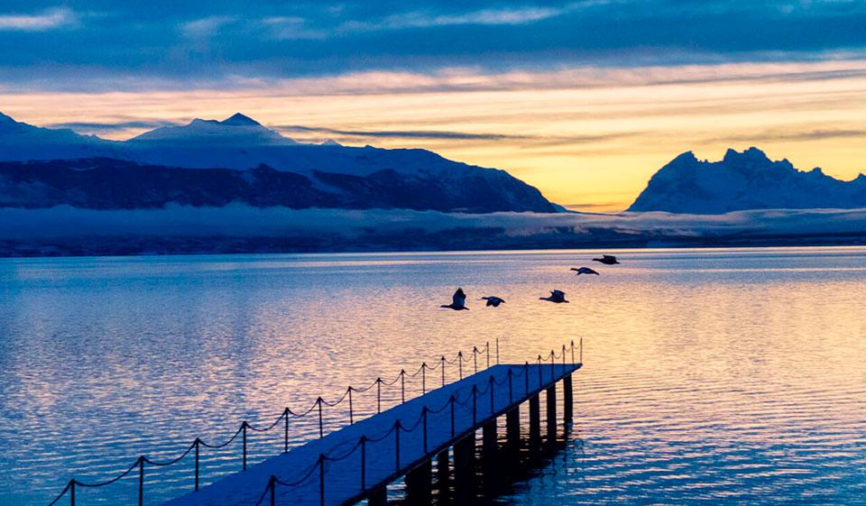 Atractivos Puerto Natales