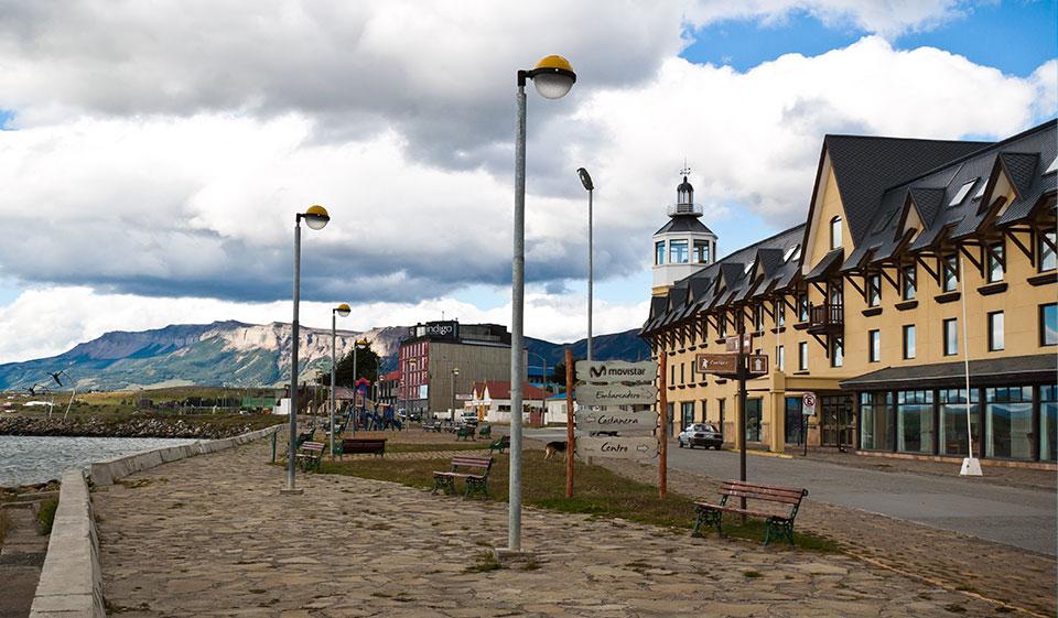 ¿Dónde está Puerto Natales?